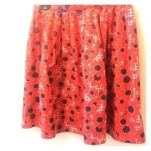 SUPER CUTE Nieves Lavi 100% cotton skirt
